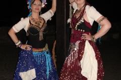 14. Juni 2014 Tribal-Treffen auf der Schoenburg