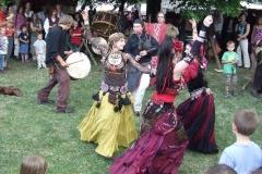 7. Juni 2009 Auftritt Muenzenburg